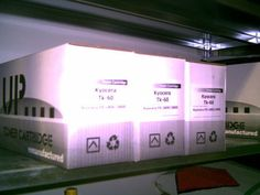 3 TONER IN BLOCCO KYOCERA MITA TK-60 PER FS-1800/3800 GUARDA!!!!!!!!!