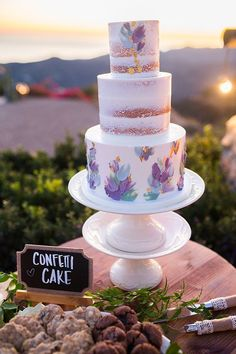 malibu solstice vineyard wedding die gewinner der traumhochzeit delivers online tools that help you to stay in control of your personal information and protect your online privacy. Wedding Cake Prices, Cool Wedding Cakes, Beautiful Wedding Cakes, Wedding Cupcakes, Beautiful Cakes, Amazing Cakes, Buttercream Wedding Cake, Wedding Cake Decorations, Painted Cakes