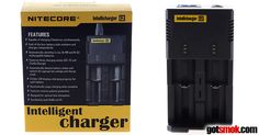 Vapers in the know all say that the Nitecore Intellicharger i2 is the best e cig battery charger available. It is able to charge 18350, 18500 & 18650 batteries without the need for any addition adapters  It's a smart charger that automatically changes charging style according to the batteries chemical composition. And, to top it off… it stops charging full batteries automatically. http://gotsmok.com