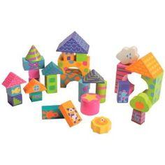 Boikido Wooden Building Blocks - 30 Pieces
