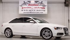 First look!  2013 Audi S4  just added to inventory!  http://p.dsscars.com/WAUBGAFL4DA180253