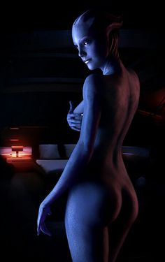 Liara...Mass Effect