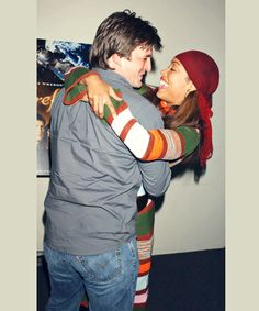 Firefly love - Nathan Fillion and Gina Torres
