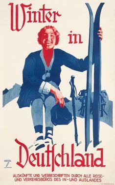 Vintage Ski Posters, Vintage Ads, Vintage Photos, Vintage Prints, Cancun Hotels, Beach Hotels, Beach Resorts, Beach Trip, Hawaii Beach