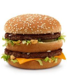 No todo podía ser glam... A veces una hamburguesa puede hacerme inmensamente felizzz