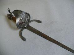Pierced sail dagger by Darkwood Armory