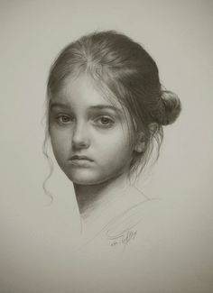 + 100 Best Easy Pencil Drawings Images : Super Drawing Pencil Illustration Sketch 42 Ideas - Art & Drawing Community : Explore & Discover the best and the most inspiring Art & Drawings ideas & trends from all around the world Portrait Au Crayon, Pencil Portrait, Portrait Art, Amazing Drawings, Realistic Drawings, Amazing Art, Pencil Art, Pencil Drawings, Art Drawings