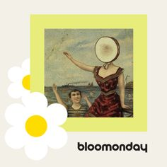 It's #Bloomonday and we're all a flutter. The elusive Neutral Milk Hotel are coming to the UK! And what better way to celebrate than blasting their ground-breaking sophomore album in all it's screeching, psychedelic glory. If you've yet to hear this record prepare for your hipster street cred to shoot way way up, but keep in mind this is very much the Marmite of indie rock - love it or hate it, there is no mid ground.