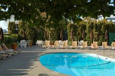 Enjoy our outdoor heated pool along side the Fraser River. Open seasonally