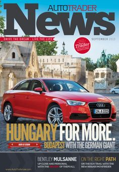 AutoTrader NEWS  Magazine - Buy, Subscribe, Download and Read AutoTrader NEWS on your iPad, iPhone, iPod Touch, Android and on the web only through Magzter