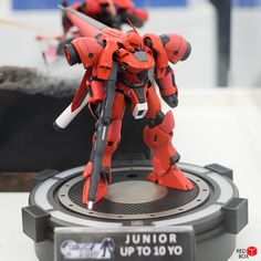 GUNDAM GUY: Gunpla Builders World Cup (GBWC) 2015 Indonesia - Image Gallery [Part 6] [Images by Red Box]