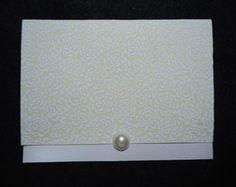Convite - Modelo envelope