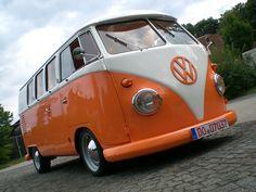 VW Bus Bj. 62