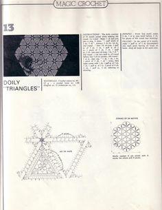 Magic Crochet nº 09 - Edivana - Picasa Web Albums