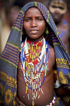 Photo Erbore girl - Ethiopia par Steven Goethals on 500px