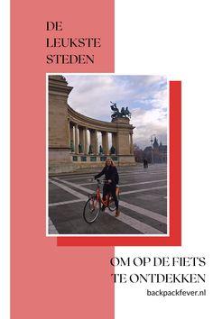 De fiets is voor mij de ideale manier om een stad echt te ontdekken. Tijdens een stedentrip is je tijd vaak beperkt en wil je graag zoveel mogelijk zien en doen. Je kunt dan natuurlijk de bus of de metro pakken, maar vanaf de fiets ervaar je een stad veel meer! Daarom maakte ik een lijstje met de leukste steden om op de fiets te ontdekken.