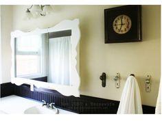 Framed Medicine Cabinet- for master bathroom cabinet redo
