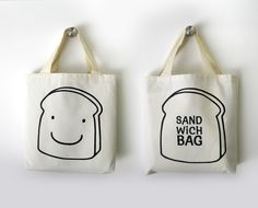 SANDWICH BAG by olula on Etsy