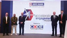 HDFC Bank to Gain Access to Over Start-Ups Through Accelerator Engagement Programme Financial Statement, Understanding Yourself, Startups, Programming, Gain, Finance, Coding, Engagement, News