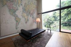 Harita duvar kağıtları