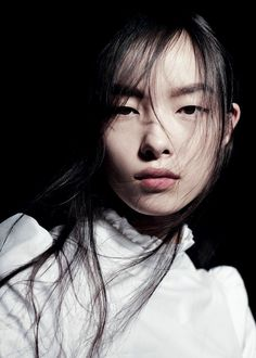 Fei Fei Sun in Another Magazine S/S 2014 by Willy Vanderperre