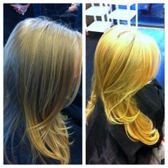 Proper Colorist, Cut & Products you can have this beautiful hair! #zonahingham #stylisthillarypeavey #avedacolor