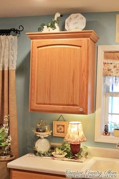 creative country moms vintage style decor new cottage kitchen