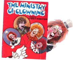 """The Ministry of Clowning is the direct result of the surging interest in Christian clowning."""