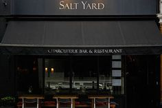 Salt Yard - Goodge St, London