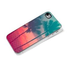 Iphone 4/4s-Coque-Rigide-Été-Plage-Beach #iPhone #Coque #Case