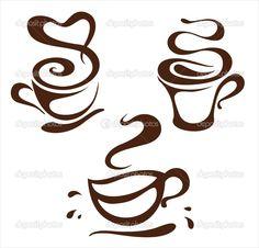 vector coffee cup - Pesquisa Google