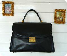 LUXUS GOLDPFEIL Leder Tasche OXFORD Handtasche Bag Leather Tragetasche Purse in Kleidung & Accessoires, Damentaschen | eBay