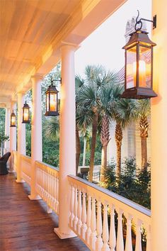 charleston porch