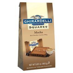 d97c1946576 Ghirardelli Chocolate Mocha Squares - 5.65oz