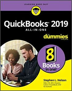 Amazon ❤ Amazon.com: QuickBooks 2019 All-in-One For Dummies (For Dummies (Business & Personal Finance)) (9781119523741): Stephen L. Nelson: Books