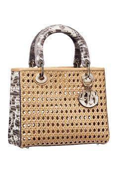 Lady Dior Bag Spring Summer 2012