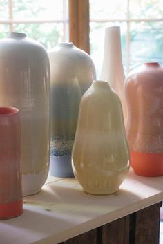 Impressions from the Tortus studio. Danish handmade ceramics from Tortus Copenhagen.
