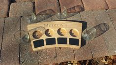 beer tasting tray, beer flight tray, beer lover gift, beer tasting holder, craft beer tasting flight, gifts for him beer lover gift, whiskey