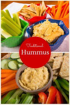 Traditional Hummus