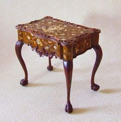 Архив: Столы | Крис Малкомсон миниатюры
