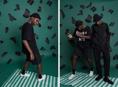 Art directed & Photographed by Durimel.com //  Sinks & Swims //  Wearing:  Etudes Studio  Shoes:Jerusalem Sandals & Vans