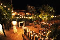 V. Sattui Winery Wedding: Courtyard