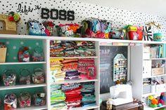 craft room overhaul diy