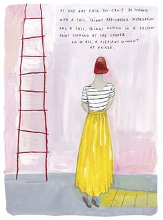 Maira Kalman for The New Yorker