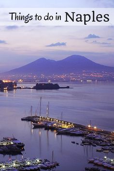 The Bay of Naples and Mount Vesuvius form one of the world's best known scenes Free travel guides and itinerary-plans to Naples and Italy https://www.etindo.com/things-to-do/naples
