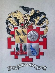 Arms of a Knight of the Holy Sepulchre Coat Of Arms, Knight, Playing Cards, Knights, Family Crest, Game Cards