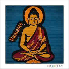 Buddha Namaste