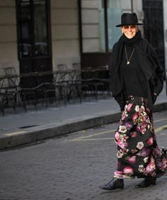 rough luxe: Ageless Style…Linda Wright