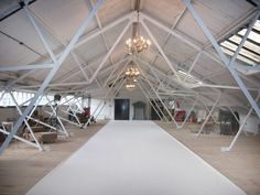 Industrial-chic venue – Dalston Heights – London