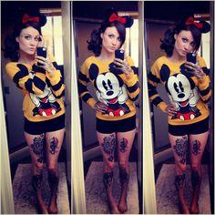 Mickey Mini Ink
